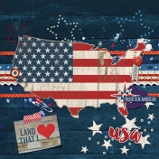 USA- Land That I Love