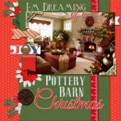 I'm Dreaming of a Pottery Barn Christmas
