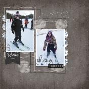 Skiing Memories