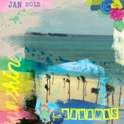 Bahamas Jan 2013