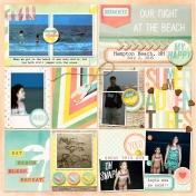 Hampton Beach Pocket Page