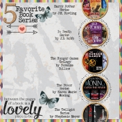5 Favorite Book Series