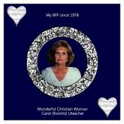 Carol Koontz my BFF 1978 to 2016