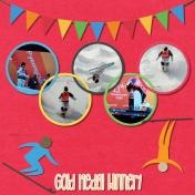 My Olympics 2018 Album LO#5