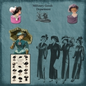 Millinery Goods Department
