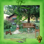 Bugs In My Garden Layout #3