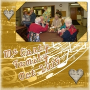 Aunt Lucille's 95th Birthday Party layout #5