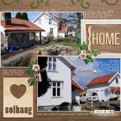 Solhaug my Home