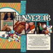 #NYE2016