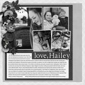love, Hailey