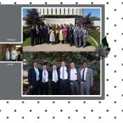 Elder Brent Blackwell- MTC Week 3