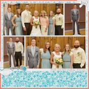Elder Brent Blackwell- Brielle's wedding