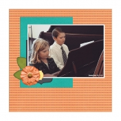 Tys and Goose_Piano Duet_Christmas 2014