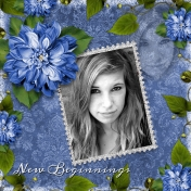 New Beginnings Senior Year