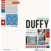 Dressing Duffy- April 2017