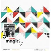 Family at Magic Kingdom- April 2017