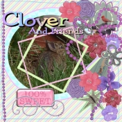 Clover and Friends