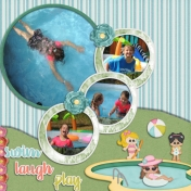 Swim Laugh Play