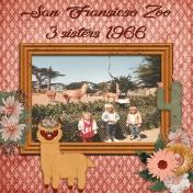 3 Sisters at SF Zoo