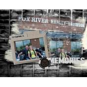 Fox River H-D, St. Charles, IL