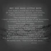 Why God Made Little Boys
