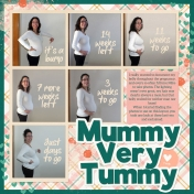 mummy very tummy