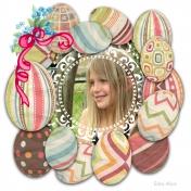 Mac's Easter Plate