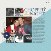 Chopped Date Night | March 2013