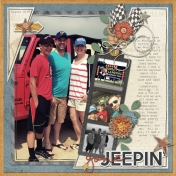 Gone Jeepin' | August 2015