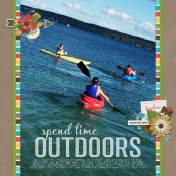 Kayak Adventure | August 2015