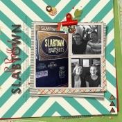 Slabtown Burgers   August 2016