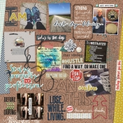 My Visionboard 2017 | p2