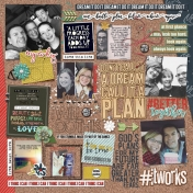 My Visionboard 2017 | p1