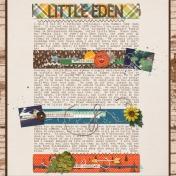 Little Eden | Letters Home