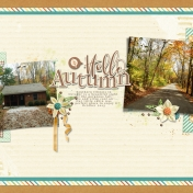 Southern Illinois Cabin | Oct 2015