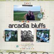 Arcadia Bluffs | August 2017