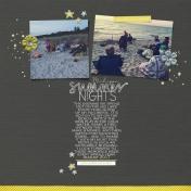 Michigan Summer Night | August 2017