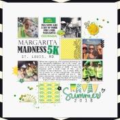Margarita Madness 5k STL | June 2018