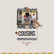 McGregor Cousins | Summer 2018