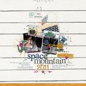 Space Mountain | 2011