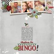 Christmas Eve BINGO! | 2018