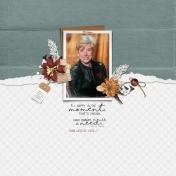 Aunt Carol | Jan. 2020