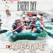 Rafting Adventure | June 2020