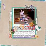 Ave's Tea Party