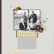 Heiser Family