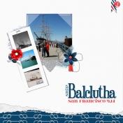 Ship Balclutha SanFran_2014