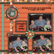 Grandmother Snuggles