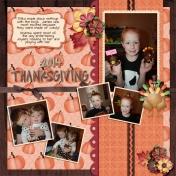 2014 Thanksgiving