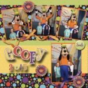 2015 Goofy