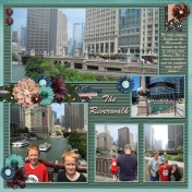 2016 Chicago Riverwalk